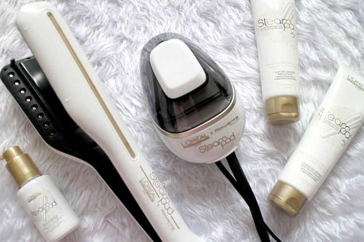 Putting The L'Oreal Steampod 2.0 To The Test Beauty Blog Review