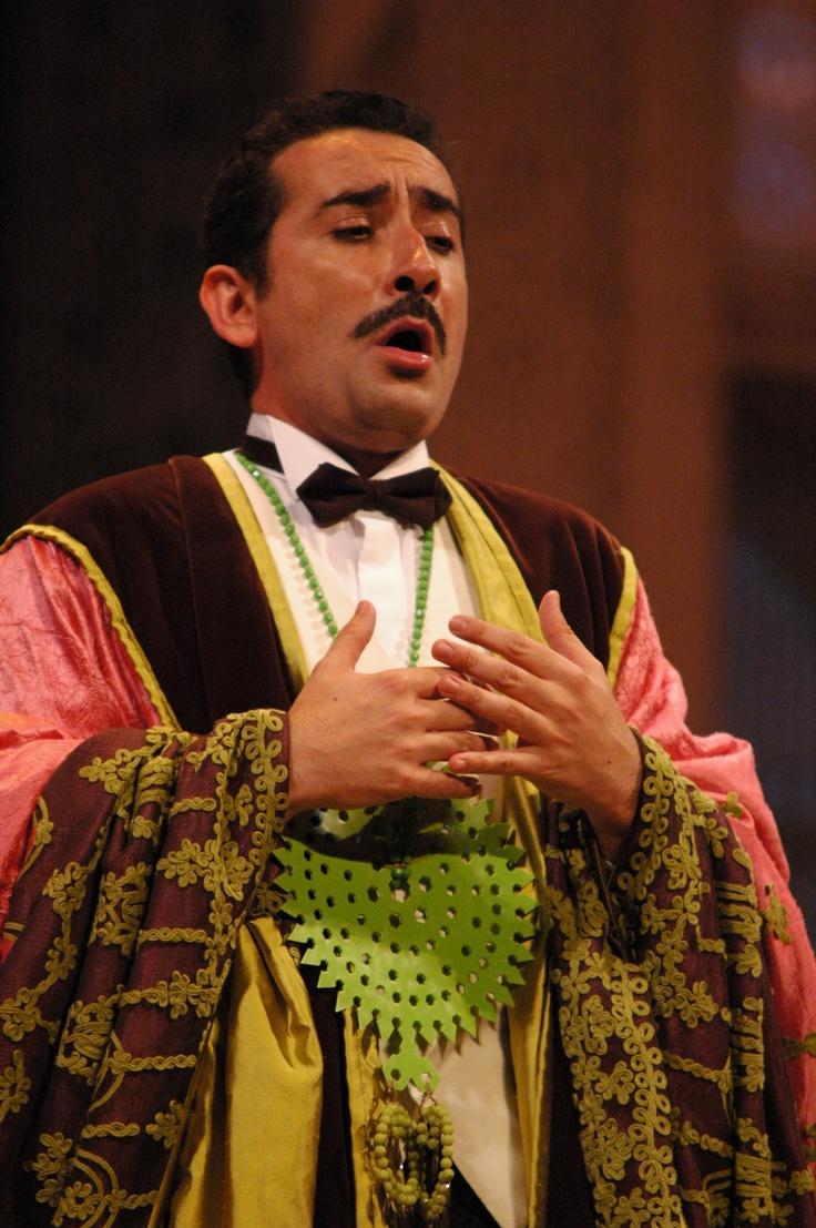 Italiana in Algeri [Taddeo] #Rossini  #Baritono2punto0 #emcastignani