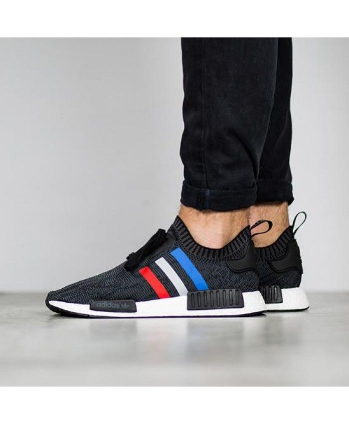 Promotion Womens Shoes adidas Black Nmd Pk Tri color