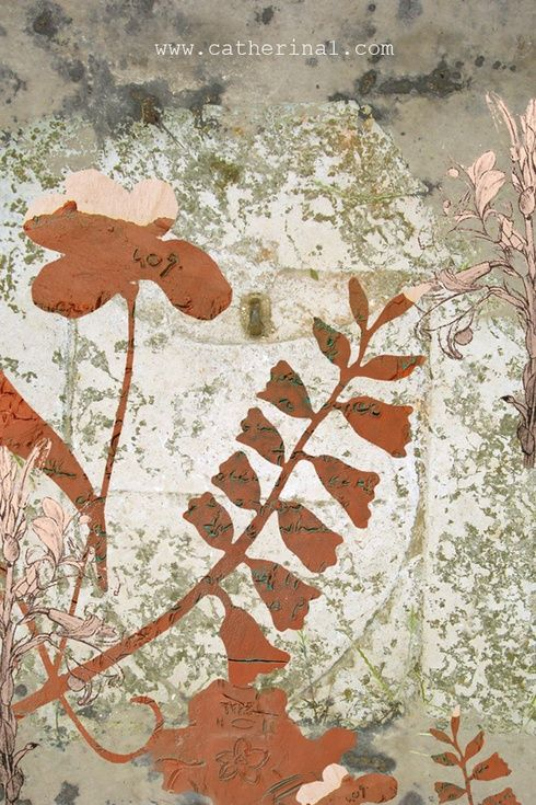 TYREL 409. (Sacred Tree Notes)  by Catherina Zavodnik