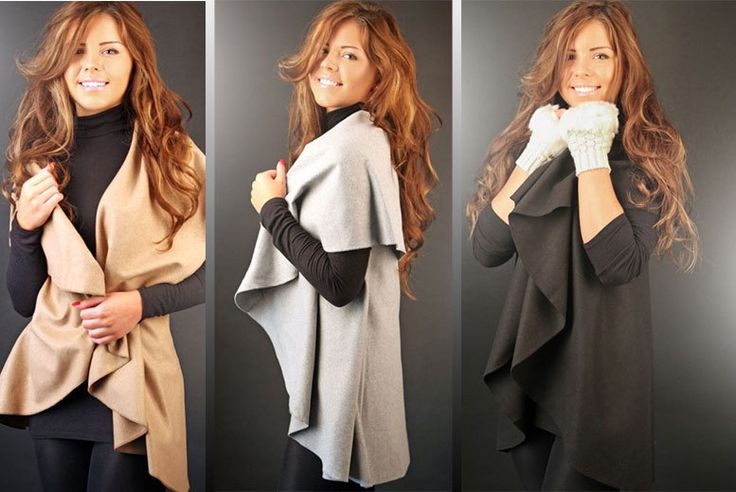 £12.99 instead of £44.99 (from Who Runs the World) for a batwing cape - choose from three colours and save 71%