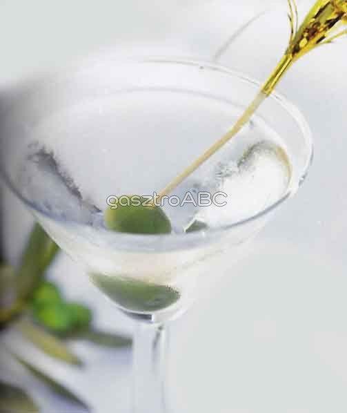 Martini dry | Receptek | gasztroABC
