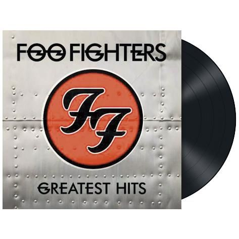 "L'album dei #FooFighters intitolato ""Greatest Hits"" su doppio vinile."