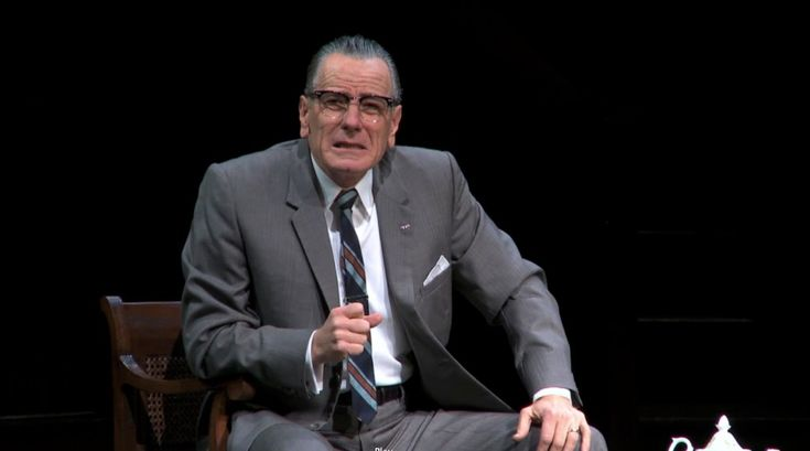 'Breaking Bad' star Bryan Cranston steps into LBJ's shoes on Broadway | PBS NewsHour