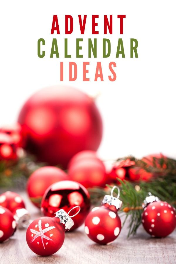 246 best seasonal and holiday group board images on pinterest advent calendar ideas get a head start on your christmas celebrations solutioingenieria Gallery