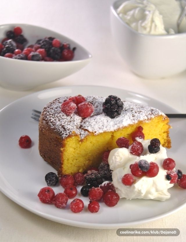 Almond And Orange Cake Recipe Gluten Free