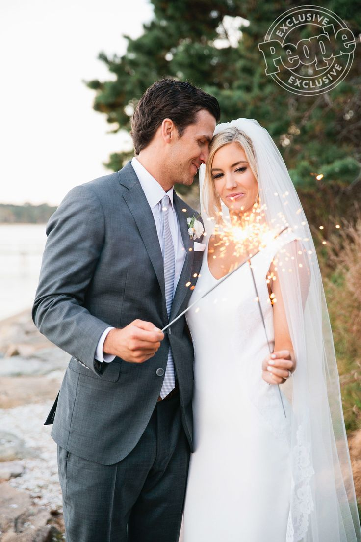 Inside Whitney Bischoff's Cape Cod Wedding: See the Gorgeous Photos