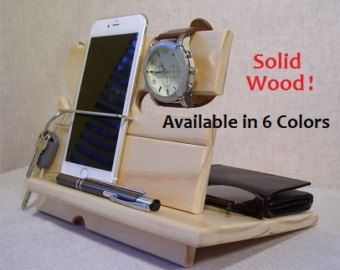 iPhone 6 Docking Station iPhone 6 s par CellfishPhoneDocks sur Etsy