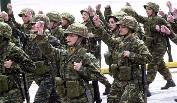 Στο στρατό και οι γυναίκες. Τι προβλέπει το σχέδιο