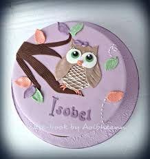 Αποτέλεσμα εικόνας για owl cakes