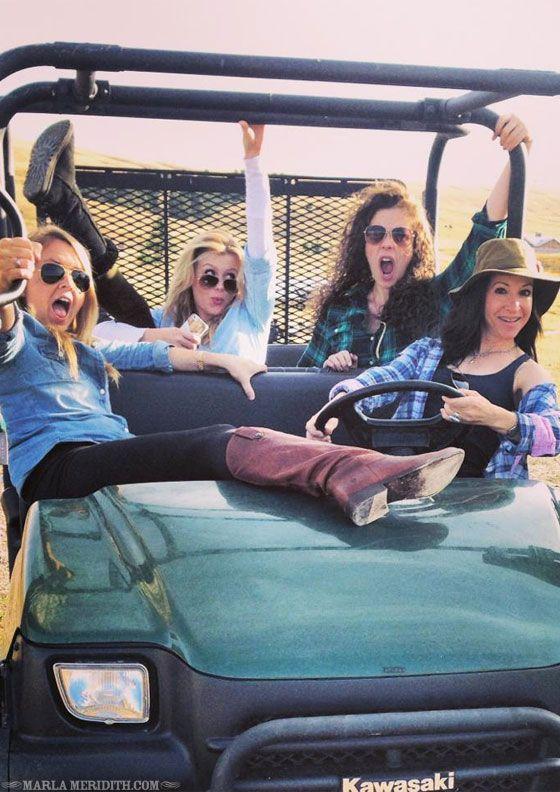 Girl Hunter Adventure Weekend | The Ranches at Belt Creek, Montana | FamilyFreshCooking.com #travel