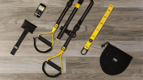 Get your suspension training equipment directly from the source - TRX suspension trainers