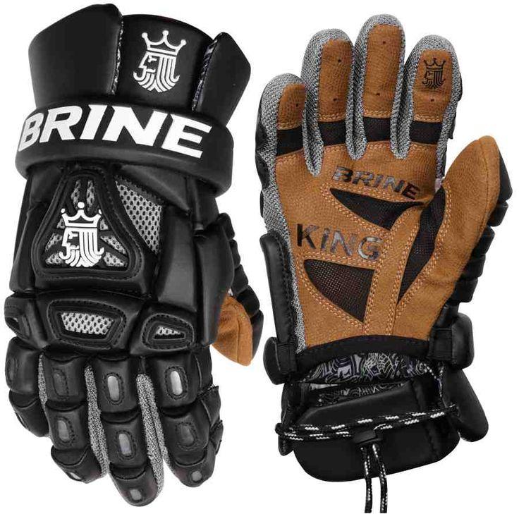 Custom Brine Lacrosse Gloves