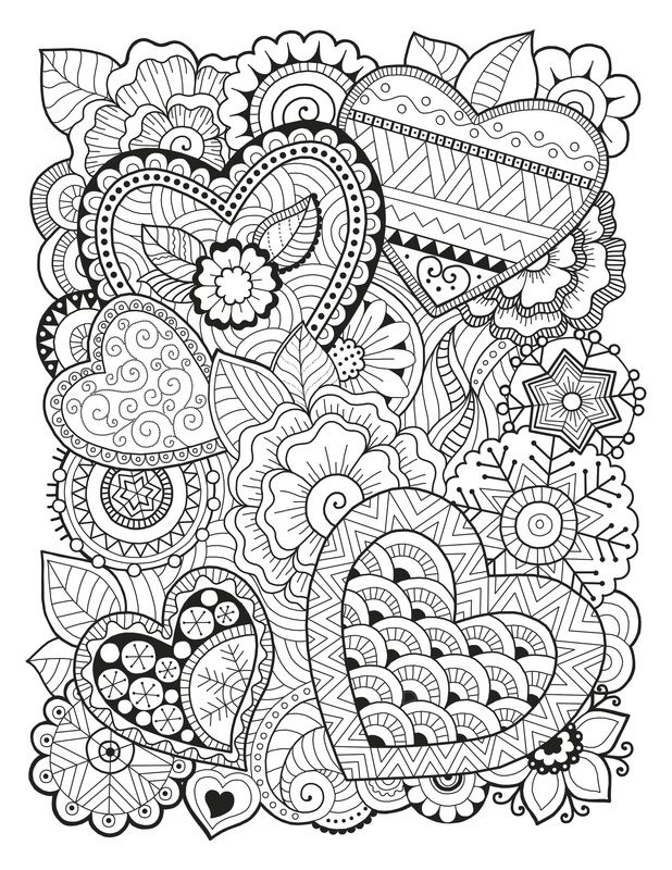 christian february coloring pages - photo#31
