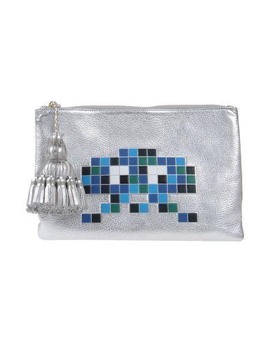 ANYA HINDMARCH Handbag. #anyahindmarch #bags #leather #clutch #lining #hand bags #