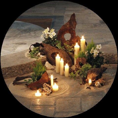 33 best images about art floral liturgique on pinterest. Black Bedroom Furniture Sets. Home Design Ideas