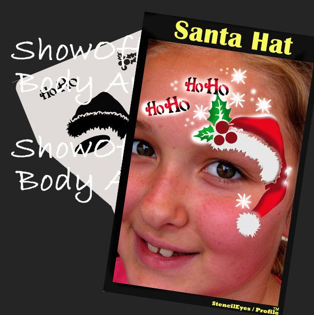 1000 Images About Paint On Pinterest: 1000+ Images About Holiday Face Painting Fun! On Pinterest