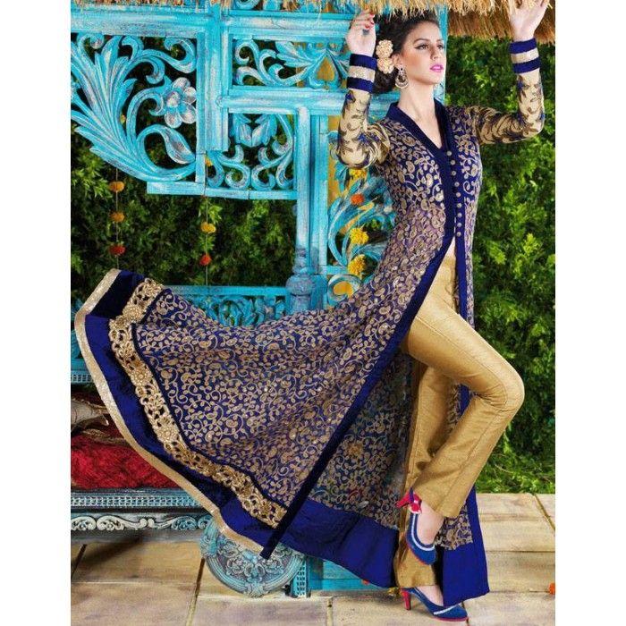 Cheerful Dreams Designer Salwar Suit ( D.No. 4605 )
