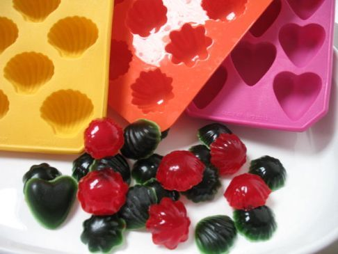 Sugar Free Gummy Bears Recipe