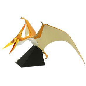 paper plate dinosaur instructions