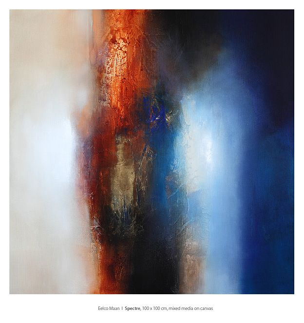 69 best Eelco Maan Lyrical abstract paintings images on Pinterest ...