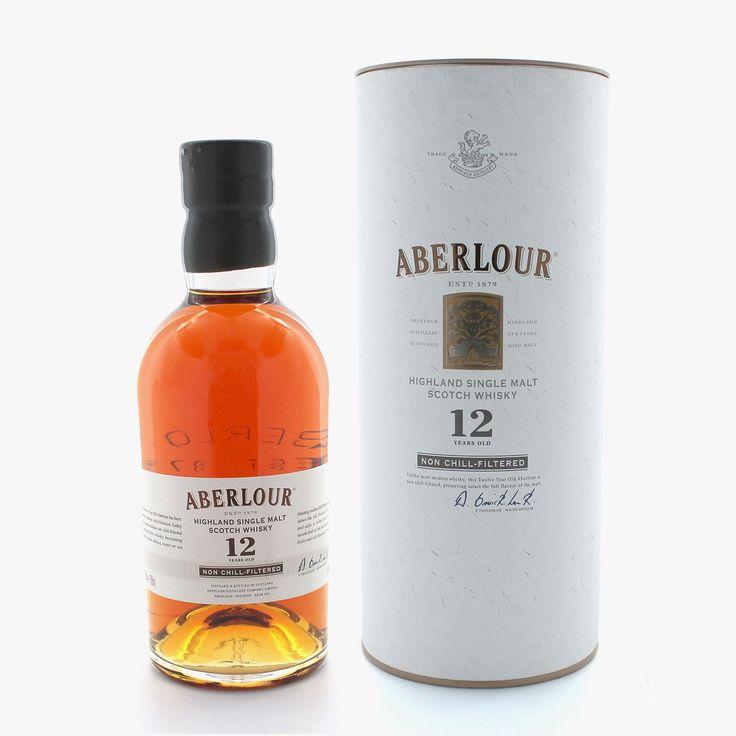 Whisky Aberlour 12 ans - Whiskys - Spiritueux - La Cave - Accueil
