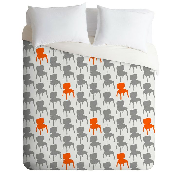 CLASSIC CHAIR Duvet Cover By Mummysam $ 189.00