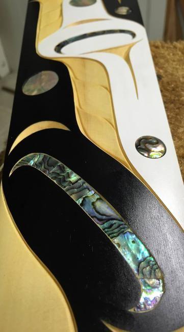 Lattimer Gallery - Ross Henderson - Red Cedar Paddle