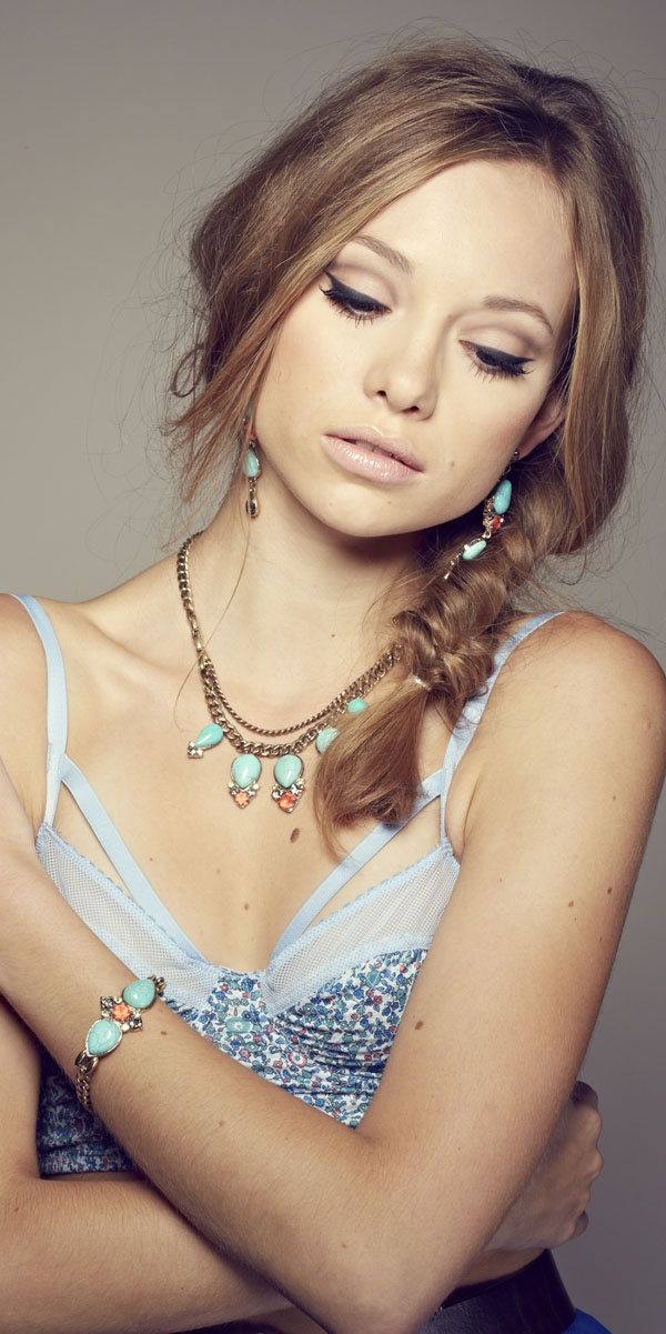 Hippie Hairstyles for Long or Short Hair - boho weddings ...