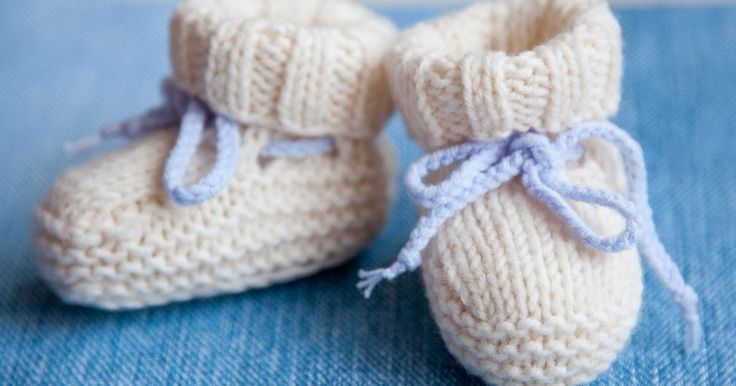 288 Best Knitting Baby Booties And Hats Images On Pinterest