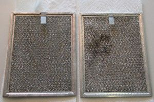 how to clean the stove vents