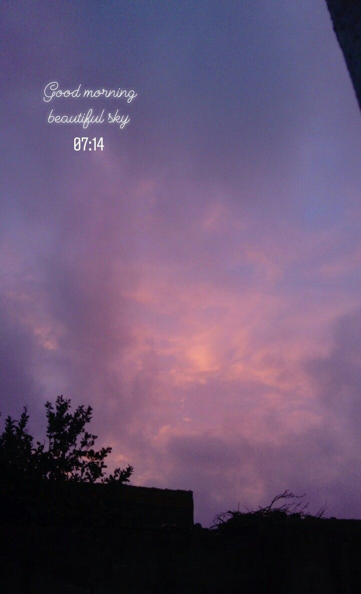 waking up to this 😍 sky quotes sky aesthetic