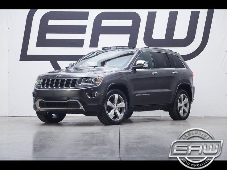 eBay: 2014 Jeep Grand Cherokee Limited 2WD 2014 Jeep Grand Cherokee Limited 2WD 65769 Miles Gray 3.6L V6 DOHC 24V Automati #jeep #jeeplife