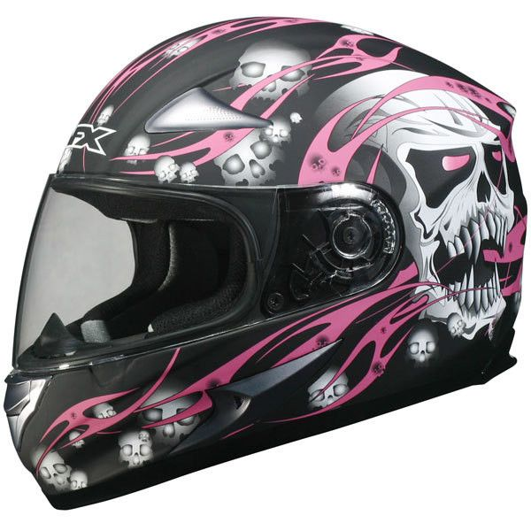JS POWERSPORTS pink motorcycle helmets, pink helmets, pink goggles,... ❤ liked on Polyvore