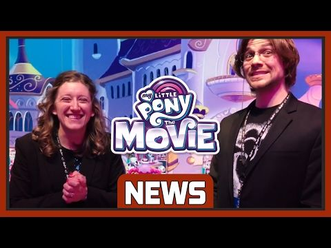 My little Pony Movie [2017] Toy News and Song Teaser! (Toy Fair NY 2017) - YouTube