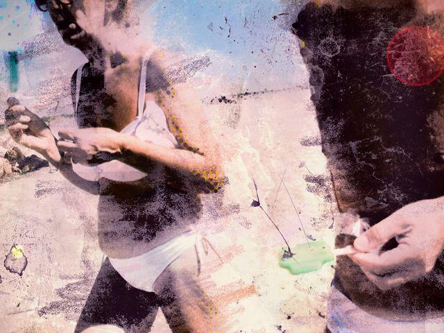 VeroSimile è il nuovo progetto di Ale Di Gangi. Sospeso tra analogico e digitale, inizia su METABOX, proseguirà con una mostra che aprirà a marzo a Firenze e continuerà su METABOX. #metabox #fotografia #aledigangi #painterly