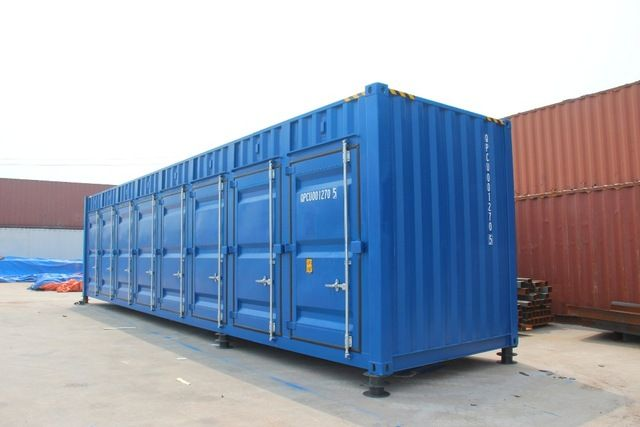 Source Shipping Container Twist Lock Door 40 Foot Devided Door Container On M Alibaba Com Shipping Container Shipping Container Storage Buy Shipping Container