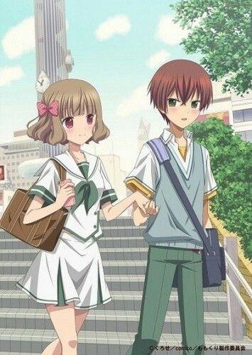 7 best momokuri images on Pinterest | Anime art, Couples and Manga ...