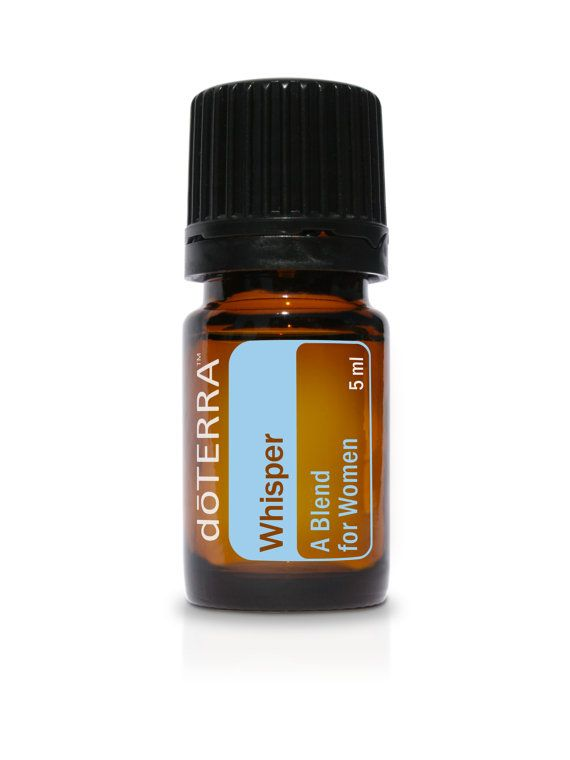 Doterra Whisper Essential Oil Blend for by TheBotanicalWhimsy