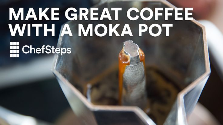 Learn to make amazing, espresso-style coffee in a moka pot. Bonus: we'll show you a latte hack too. http://chfstps.co/1OfhjFN You're passionate about cooking...