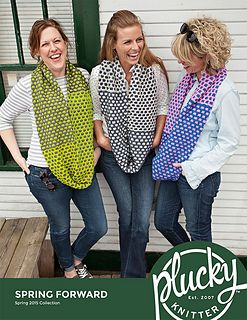 Ravelry: Spring Forward - a Plucky Knitter Collection