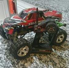 Traxxas Stampede VXL Brushless Monster Truck RTR 1:10 Electric Waterproof 2.4