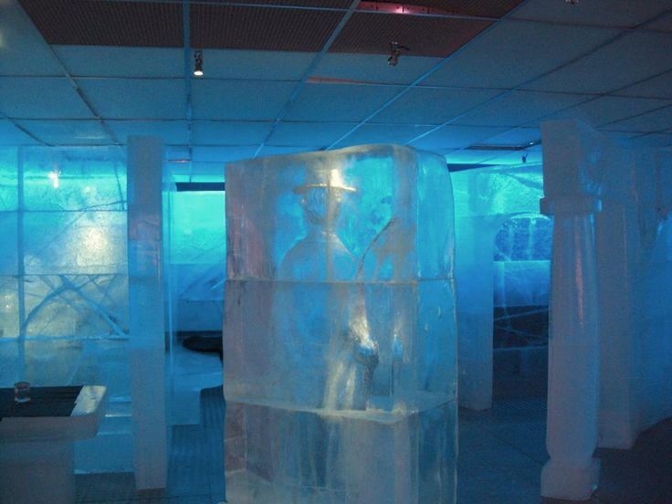 Norway - Olso museum of ice (photo by Sebastiano Piotti)