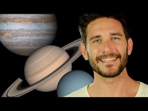 ¿Podríamos vivir en un planeta exterior? Los pros y contras de vivir en alguno de los planetas gaseosos del Sistema Solar: Júpiter, Saturno, Urano y Neptuno. By: Date un Voltio.