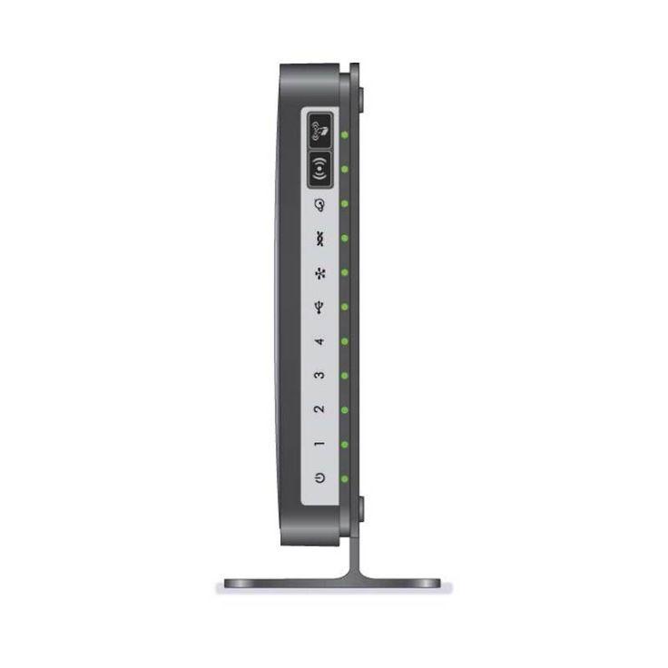 Netgear Modem routeur DGN2200 v4 - Routeur, modem ADSL - Achat / Vente sur Materiel.net