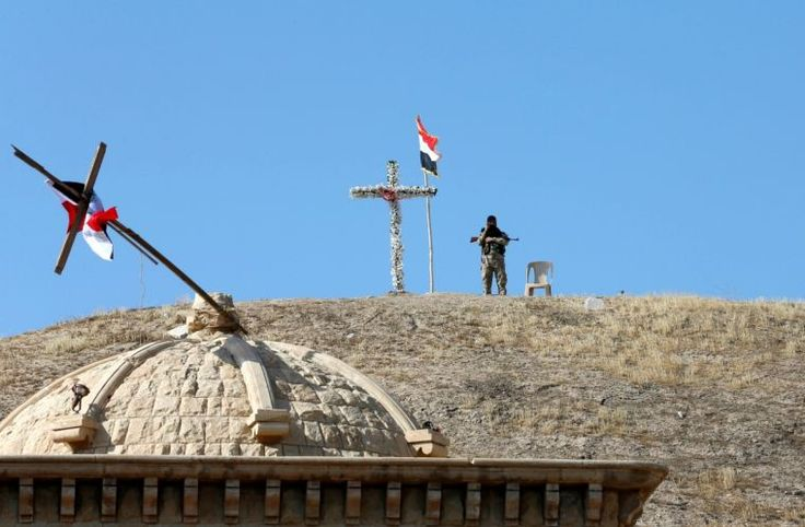 Residents of Largest Christian Town in Iraq Pick Up Pieces after Being Freed from ISIS | Christian News on Christian Today
