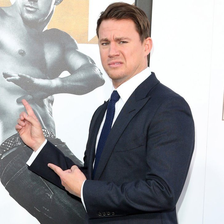 Pin for Later: 11 Glorious Things That Just Happened at the Magic Mike XXL Premiere