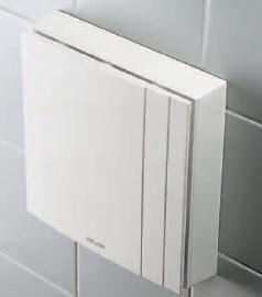 Wentylator natynkowy do kuchni, łazienki i WC Helios ELS