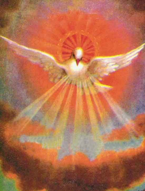 THE SPIRIT OF GOD...beautiful One I adore..:)