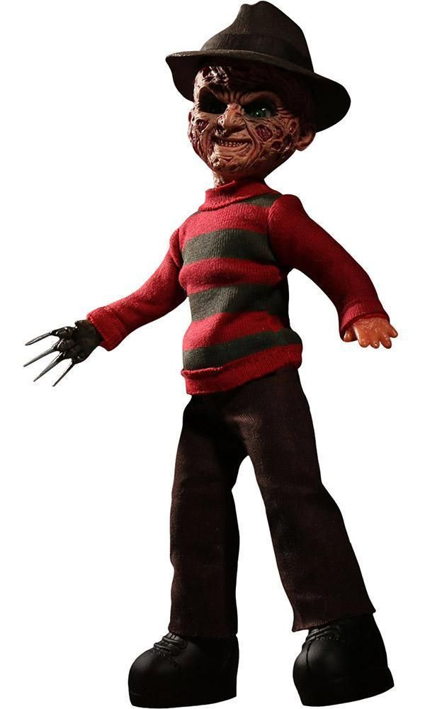 Freddy Krueger LIVING DEAD DOLLS WITH SOUND HotTopic, etc